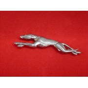 Running Hound Brooch